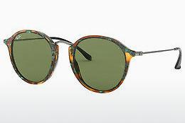 Solbriller Ray-Ban Round/classic (RB2447 11594E) - Brun, Havanna