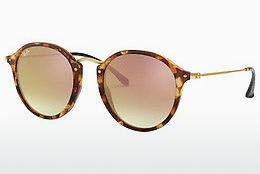 Solbriller Ray-Ban Round/classic (RB2447 11607O) - Brun, Havanna