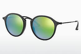 Solbriller Ray-Ban Round/classic (RB2447 901/4J) - Sort