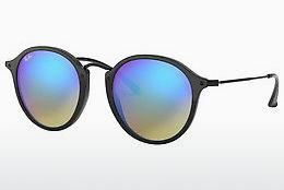 Solbriller Ray-Ban Round/classic (RB2447 901/4O) - Sort