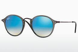 Solbriller Ray-Ban Round Flat Lenses (RB2447N 62554O)