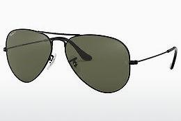 Solbriller Ray-Ban AVIATOR LARGE METAL (RB3025 002/58) - Sort