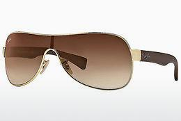 Solbriller Ray-Ban RB3471 001/13 - Guld