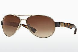 Solbriller Ray-Ban RB3509 001/13 - Guld