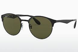Solbriller Ray-Ban RB3545 186/9A - Sort