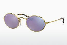 Solbriller Ray-Ban Oval (RB3547N 001/8O)