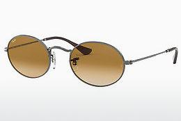 Solbriller Ray-Ban OVAL (RB3547N 004/51)