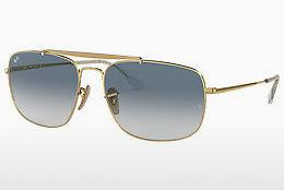 Solbriller Ray-Ban THE COLONEL (RB3560 001/3F) - Guld