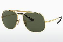 Solbriller Ray-Ban The General (RB3561 001) - Guld