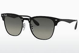 Solbriller Ray-Ban BLAZE CLUBMASTER (RB3576N 153/11)