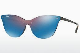 Solbriller Ray-Ban Blaze Cat Eye (RB3580N 153/7V) - Purpur