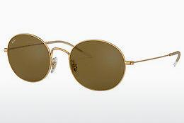 Solbriller Ray-Ban RB3594 901373 - Guld