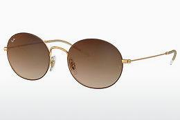 Solbriller Ray-Ban RB3594 9115S0 - Guld, Brun