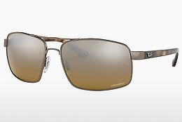 Solbriller Ray-Ban RB3604CH 121/A2 - Brun