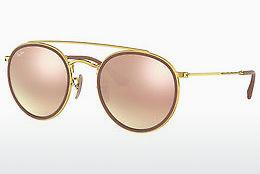 Solbriller Ray-Ban RB3647N 001/7O - Guld