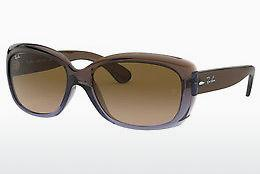 Solbriller Ray-Ban JACKIE OHH (RB4101 860/51) - Brun, Purpur