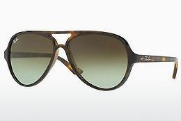Solbriller Ray-Ban CATS 5000 (RB4125 710/A6) - Brun, Havanna