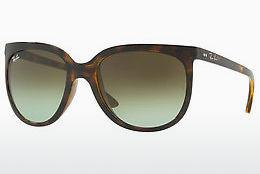 Solbriller Ray-Ban CATS 1000 (RB4126 710/A6) - Brun, Havanna
