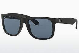 Solbriller Ray-Ban JUSTIN (RB4165 622/2V) - Sort