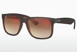 Solbriller Ray-Ban JUSTIN (RB4165 714/S0) - Brun