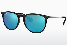 Solbriller Ray-Ban ERIKA (RB4171 601/55) - Sort