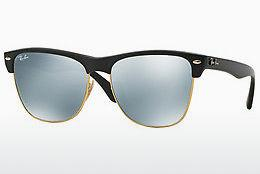 Solbriller Ray-Ban CLUBMASTER OVERSIZED (RB4175 877/30) - Sort