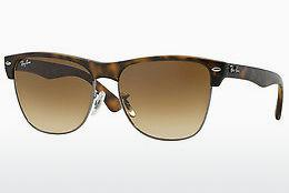 Solbriller Ray-Ban CLUBMASTER OVERSIZED (RB4175 878/51)