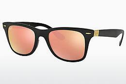 Solbriller Ray-Ban WAYFARER LITEFORCE (RB4195 601S2Y) - Sort
