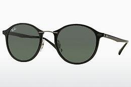 Solbriller Ray-Ban Round Ii Light Ray (RB4242 601/71) - Sort