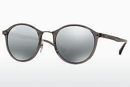 Solbriller Ray-Ban Round Ii Light Ray (RB4242 620088) - Grå
