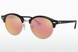 Solbriller Ray-Ban Clubround (RB4246 1197Z2) - Sort