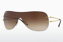 Solbriller Ray-Ban RB8057 157/13 - Guld