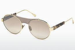 Solbriller Tod's TO0216 28G - Guld
