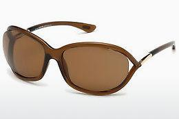 Solbriller Tom Ford Jennifer (FT0008 48H)
