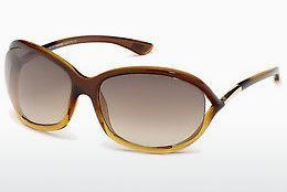 Solbriller Tom Ford Jennifer (FT0008 50F)