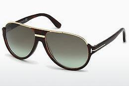 Solbriller Tom Ford Dimitry (FT0334 56K) - Havanna