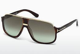 Solbriller Tom Ford Eliott (FT0335 56K) - Havanna