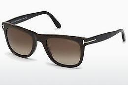 Solbriller Tom Ford Leo (FT0336 05K) - Sort