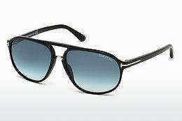 Solbriller Tom Ford Jacob (FT0447 01P)