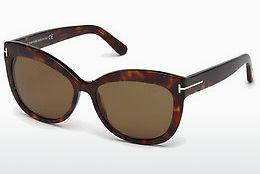 Solbriller Tom Ford Alistair (FT0524 54H)