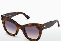 Solbriller Tom Ford FT0612 53Z