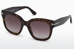 Solbriller Tom Ford FT0613 52T