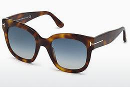 Solbriller Tom Ford FT0613 53W