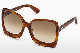 Solbriller Tom Ford FT0618 53F