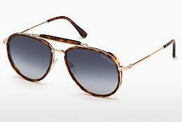 Solbriller Tom Ford FT0666 54W
