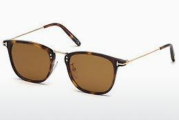 Solbriller Tom Ford FT0672 53E