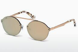 Solbriller Web Eyewear WE0181 34G - Bronze, Bright, Shiny