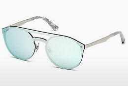 Solbriller Web Eyewear WE0182 18C - Sølv, Shiny