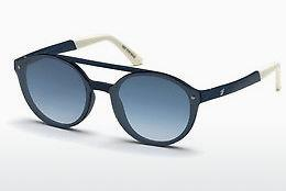 Solbriller Web Eyewear WE0184 91W - Blå, Matt