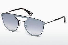 Solbriller Web Eyewear WE0193 08C - Grå, Shiny